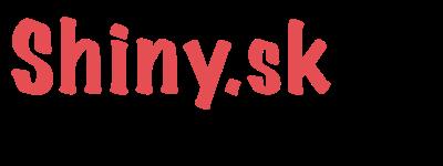 Zaujímavosti nielen zo sveta žien – Shiny.sk