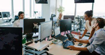 Prenájom kancelárskych priestorov
